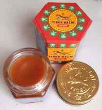 Tiger Balm Red Relief of Muscular Aches Pain Sprains Ointment Massage Rub 30 g.