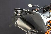 EVOTECH KIT PORTATARGA RECLINABILE KTM 690 SMC R 2019 TAIL TIDY