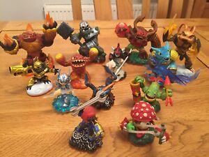 Skylanders Giants figures bundle