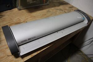 Contex SD 3600 SCANNER WORKING