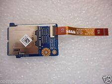 NEW DELL PRECISION M4500 SD Slot Card Reader W/Cable 5F9ND LS-5573/01