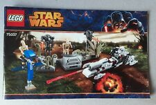 Lego Star Wars Battle On Saleucami Set (75037)