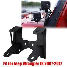A-pillar Double Mount Bracket for 07~18 Jeep Wrangler JK 4inch 18W LED Light Bar
