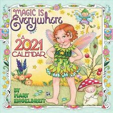Mary Engelbreit 2021 Calendar : Magic Is Everywhere, Paperback, Brand New, Fr.