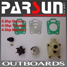 4hp / 5.8hp Parsun Outboard Water Pump Kit. Mercury Tohatsu T5.8BMSWPK FREE POST