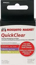 New! MOSQUITO MAGNET Trap CO2 Refill Cartridges 3/PK 12g Quick Clear Clean MMQCC
