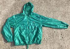 Rare Vtg Izod Lacoste Vintage Men's 1/2 Zip Anorak Windbreaker Jacket Size M