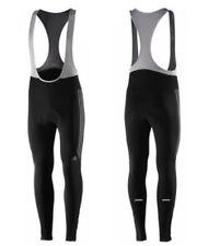 Adidas Response Cycling Mens Winter Bib Tights - Black 2XL XXL