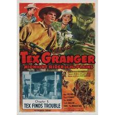 Tex Granger - Classic Movie Cliffhanger Serial DVD Robert Kellard