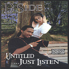 D-Side: Untitled Just Listen  Audio CD