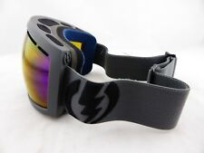 Electric EG2.5 Snow Goggles Dagger - Bronze/Blue Chrome + Orange Lens Hard Case