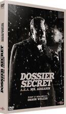 Carpeta Secret A. K. A. Mr Arkadin DVD Nuevo en Blíster