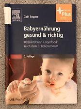 Babyernährung gesund & richtig: B(r)eikost und Fingerfood nach dem 6. Monat