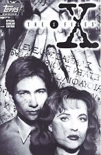 Topps Comics The X Files Special Ashcan Edition Vol.1 Number 1