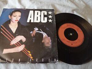 """ABC - Poison Arrow 7"""" vinyl single - VG/G"""