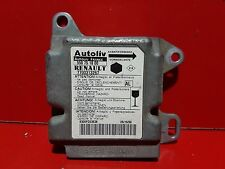 RENAULT KANGOO CALCULATEUR AIRBAG REF 7700313267 AUTOLIV 550751800