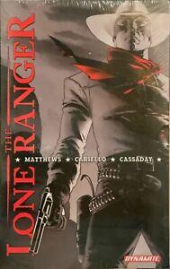 Lone Ranger HC Definitive Edition #1-1ST NM 2010 Stock Image