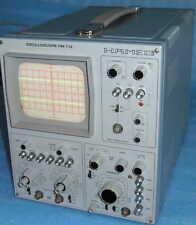 HAMEG HM712 Service Oszilloskop Oscilloscope Tunneldioden Trigger Eichgenerator