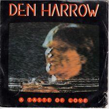 "Den Harrow Vinile 7"" 45 Giri A Taste Of Love Nuovo NP20110"