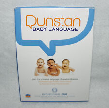 The Dunstan Baby Language (DVD, 2006, 2-Disc Set) Opened Box NEW