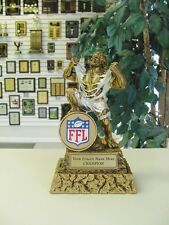 Fantasy Football Trophy Individual Monster With Lift Color Ffl Logo * Free Text