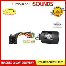 ctscv002.2 controles del volante Adaptador Para Chevrolet Spark 2010-2015