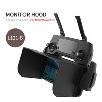 New PGY Monitor Sun Hood Cover Sun Shade for DJI Mavic Pro Osmo Phantom 4/3 L121
