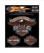 "Harley-Davidson Aufkleber, Decal ""RELIC EAGLE"" Sticker, Skull *DC1170393* mittel"
