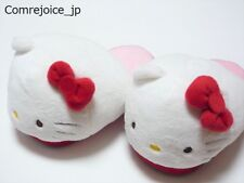 Hello Kitty SANRIO slippers room shoes Cute Kawaii Warm NEW F/S