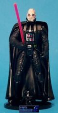 STAR Wars POTF LOOSE RARE Darth Vader freeze frame con casco rimovibile. C-10+