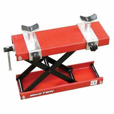 BikeTEK Motorcycle Bike Garage Use Maintenance Repair Premium Lift Jack Stand