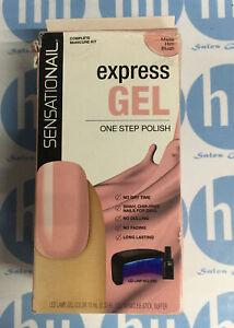 Sensationail Gel Express Kit With LED Lamp & USB Plug