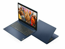 "NEW Lenovo IdeaPad 15.6"" FHD i3-1005G1 3.4GHz 8GB RAM 256GB SSD Windows 10 Blue"