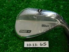 Mizuno T20 Satin Forged 56* 10* Sand Wedge DG Tour Issue S400 Stiff Steel