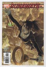 Runaways #10 (Jan 2006, Marvel) Avengers Cloak Brain K. Vaughan Adrian Alphona p