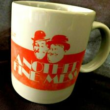 ~Mug~Laurel & Hardy's 60th Anniverary Special on Cbn Cable Network~Circa 1988~