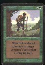 Wanderlust ALPHA 1993 Magic the Gathering MTG
