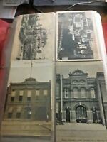 Postcard Album, Fire Dept, Historic Sites Union Hill, Hoboken, West Hoboken