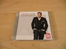 CD Roland Kaiser - Wir sind Sehnsucht - 2008 - 12 Songs
