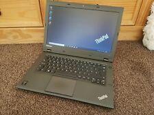 "Lenovo Thinkpad L440 14"" Laptop Windows 10 640GB HDD 8GB RAM Intel Core i3 CPU"