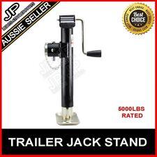 TRAILER PARTS 2267KG TRAILER CARAVAN JACK /JOCKEY WHEEL METAL STAND HEAVY DUTY