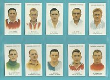 FOOTBALL - CARD PROMOTIONS REPROS  (OF CARRERAS) FOOTBALLERS SERIES - 75 CARDS
