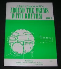 Around the Drums with Rhythm Book 3 by Paul Capozzoli