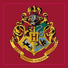 Harry Potter Hogwarts 'Emblem' Square Rug Bedroom Floor Mat