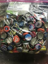 700 ((MIXED)) **ASSORTED** BEER BOTTLE CAPS - Great Colors Great Mix NR**