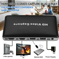 For Game/Video AV Converter HDVideo Capture Card USB 3.0 1080P HD