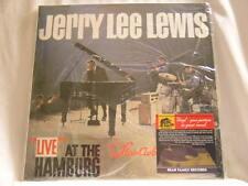 JERRY LEE LEWIS Live at Hamburg Star Club 180 gram vinyl NEW LP Nashville Teens