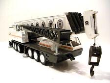 NZG 152 Grove TM1500 Mobile Crane - White 1/50 Die-cast LN