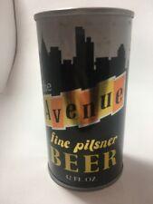 The Avenue Fine Pilsner Beer Can Vintage #4