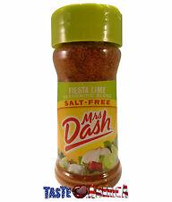 Mrs Dash Salt- Fiesta Lime Seasoning Blend 68g